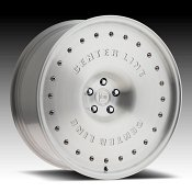 Centerline F41CB LP2 Brushed Custom Wheels Rims