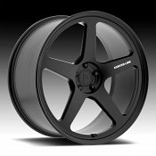 Centerline F44SB LP5 Satin Black Custom Wheels Rims