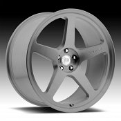 Centerline F44HB LP5 Brushed Dark Tint Custom Wheels Rims