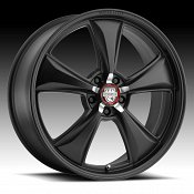 Center Line 635B MM6 Satin Black Custom Wheels Rims