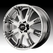 Dale Jr DJ708 708 Ribelle Chrome Custom Rims Wheels