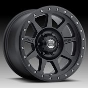 Mickey Thompson Deegan 38 Pro-4 Matte Black Custom Wheels Rims