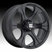 Dick Cepek DC Blackout Black Custom Rims Wheels