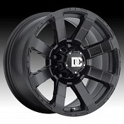 Dick Cepek DC Matrix Black Custom Rims Wheels