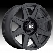 Dick Cepek DC Terrain Black Custom Rims Wheels