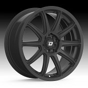 Drifz 311B Flite Gloss Black Custom Wheels Rims