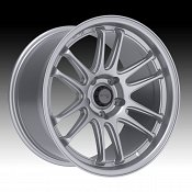 Drifz 309A N20 Satin Anthracite Custom Wheels Rims