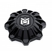 CAP-DS-B18 / DropStars Gloss Black Bolt-On Center Cap