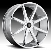 Dub Push S111 Chrome PVD Custom Wheels Rims