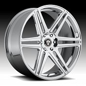Dub Skillz S122 Chrome Custom Wheels Rims