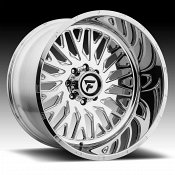 Fittipaldi Offroad Forged FTF07 Polished Custom Wheels Rims