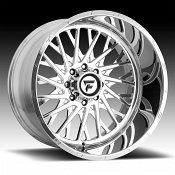 Fittipaldi Offroad Forged FTF08 Polished Custom Wheels Rims