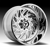 Fittipaldi Offroad Forged FTF09 Polished Custom Wheels Rims