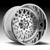 Fittipaldi Offroad Forged FTF10 Polished Custom Wheels Rims