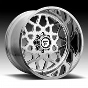 Fittipaldi Offroad Forged FTF11 Polished Custom Wheels Rims