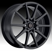 Focal 428SB F04 Satin Black Custom Wheels Rims