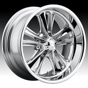 Foose F097 Knuckle Chrome Custom Wheels Rims