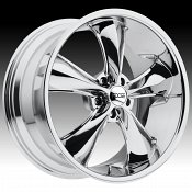 Foose F105 Legend Chrome Custom Wheels Rims
