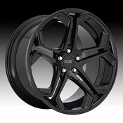 Foose F169 Impala Gloss Black Custom Wheels Rims