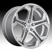 Foose F170 Impala Machined Silver Custom Wheels Rims