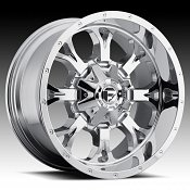 Fuel Krank D527 Chrome PVD Custom Truck Wheels Rims