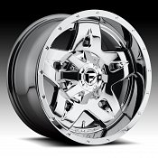 Fuel Full-Blown D553 Chrome PVD Custom Truck Wheels Rims