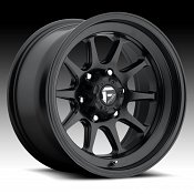 Fuel Formula D559 Matte Black Custom Truck Wheels Rims