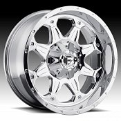 Fuel Boost D533 Chrome Truck Wheels Rims