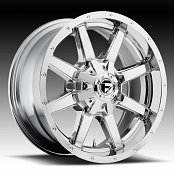 Fuel Maverick D536 Chrome Truck Wheels Rims