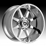 Gear Offroad 762C Pivot Chrome Custom Truck Wheels