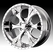 Helo HE791 791 Maxx Chrome Custom Rims Wheels