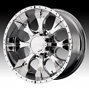Helo HE791 791 Maxx 8-Lug Chrome Custom Rims Wheels