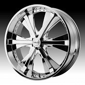 Helo HE869 869 Chrome Custom Rims Wheels