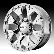 Helo HE878 Chrome Custom Rims Wheels