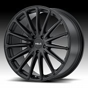 Helo HE894 Satin Black Custom Wheels Rims