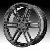 Helo HE908 Gloss Black Custom Wheels Rims