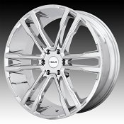 Helo HE918 Chrome Custom Wheels Rims