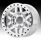 KMC KM228 Machete Desert Machined Custom Wheels Rims