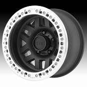 KMC KM229 Machete Crawl Satin Black Custom Wheels Rims
