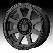 KMC XD Series XD134 Addict 2 Matte Black Custom Wheels Rims