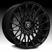 Lexani CSS-16 Satin Black Custom Wheels Rims