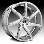 Lexani CSS-7 Chrome Custom Wheels Rims
