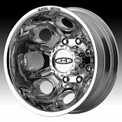 Moto Metal 953 MO953 Dually Polished Custom Wheels Rims