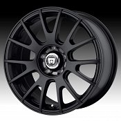 Motegi Racing MR118 118 Matte Black Custom Rims Wheels