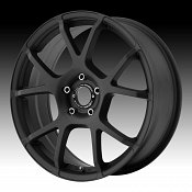 Motegi Racing MR121 121 Satin Black Custom Rims Wheels
