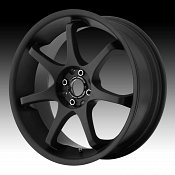 Motegi Racing MR125 125 Satin Black Custom Rims Wheels