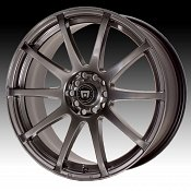 Motegi Racing MR2747 2747 SP10 Hyper Black Custom Rims Wheels
