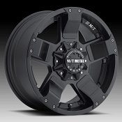 Mickey Thompson Metal Series MM245 Matte Black Custom Wheels Rim
