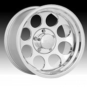 Mickey Thompson Classic II Polished Custom Rims Wheels