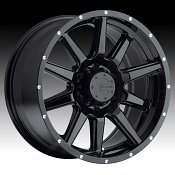 Mamba M15 Gloss Black Custom Wheels Rims